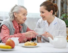 Serving elder patient